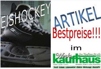 Werkskaufhaus Eishockey Arikel